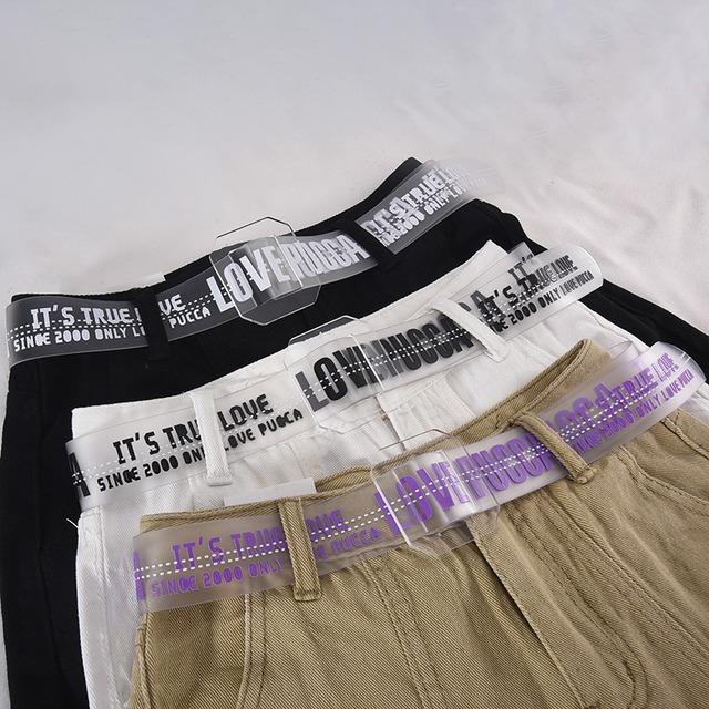 【小物】アルファベットファッションベルト43204619