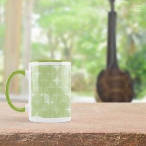 『三線パターン』 - マグカップ