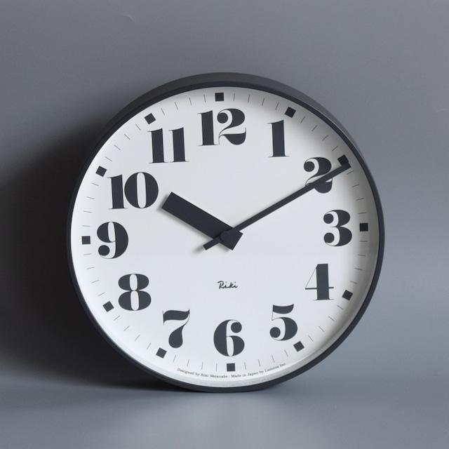 RIKI PUBLIC CLOCK /(WR17-06)