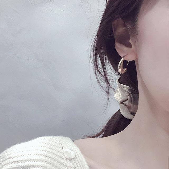 pierced earrings KRE694