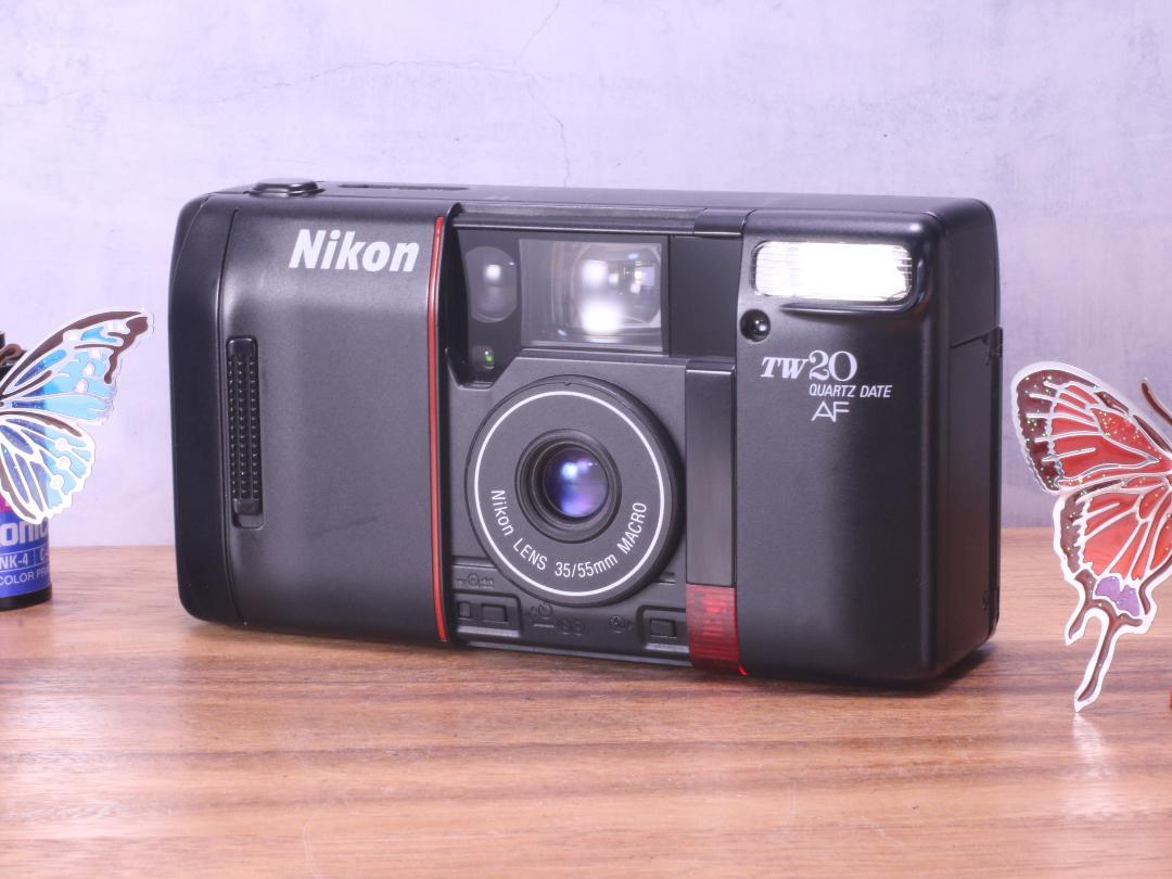 Nikon TW20 QD