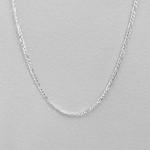 【SV1-60】18inch silver chain necklace
