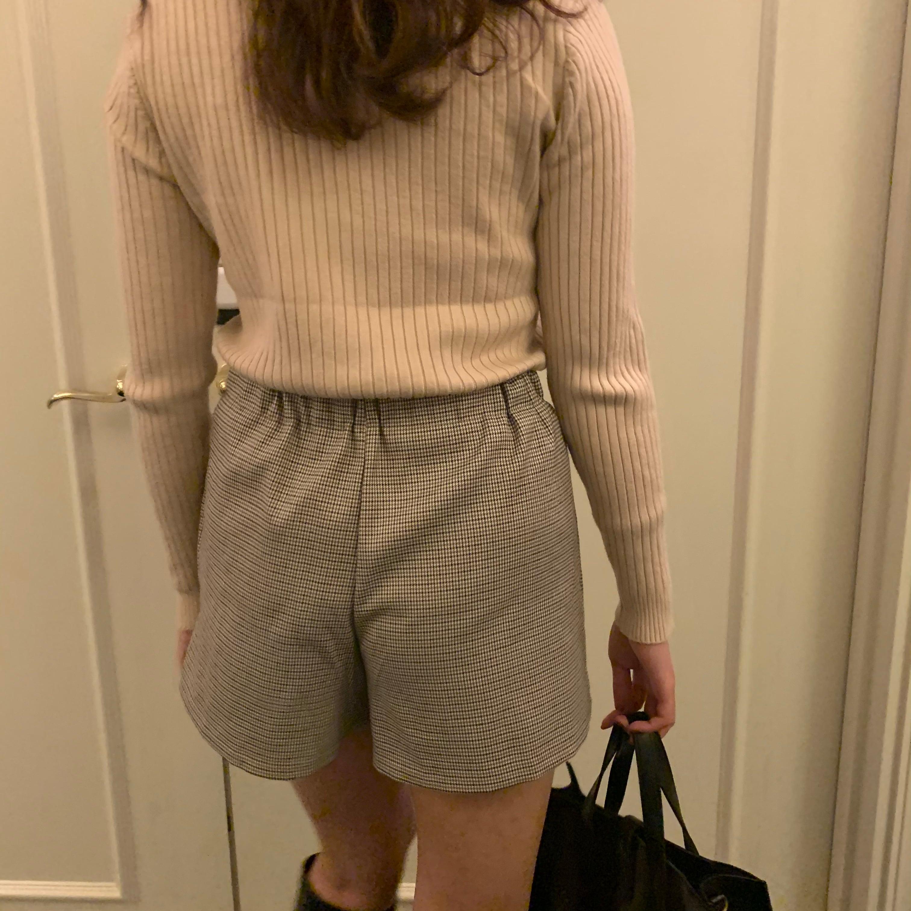 【LAST1】fit turtle neck knit