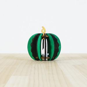「すいか」木製ミニランプ