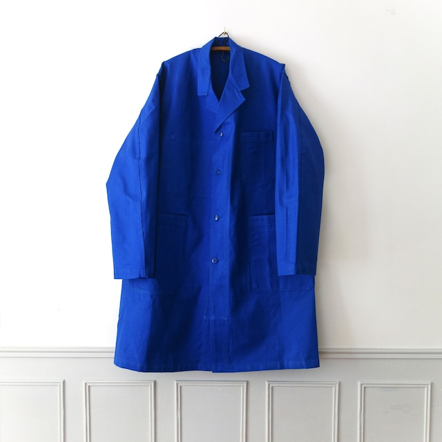 """【MADE IN FRANCE】【DEADSTOCK】LE FRANÇAIS ワークウェアアトリエコート """"BLOUSE DE TRAVAIL"""""""