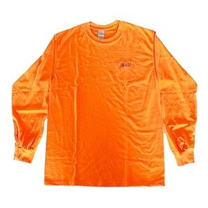 """""""陳&好 -orange-"""" Long-T"""