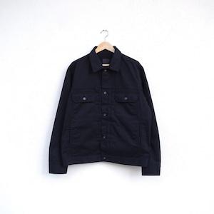 comm.arch.  BIZEN Washed Jacket Blackout