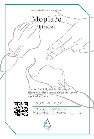 [100g] Moplaco, Ethiopia - Natural / モプラコ、エチオピア - ナチュラル