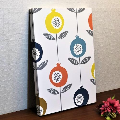 UK製輸入壁紙アートパネル|SCION|花柄|Made in Kuukan aga