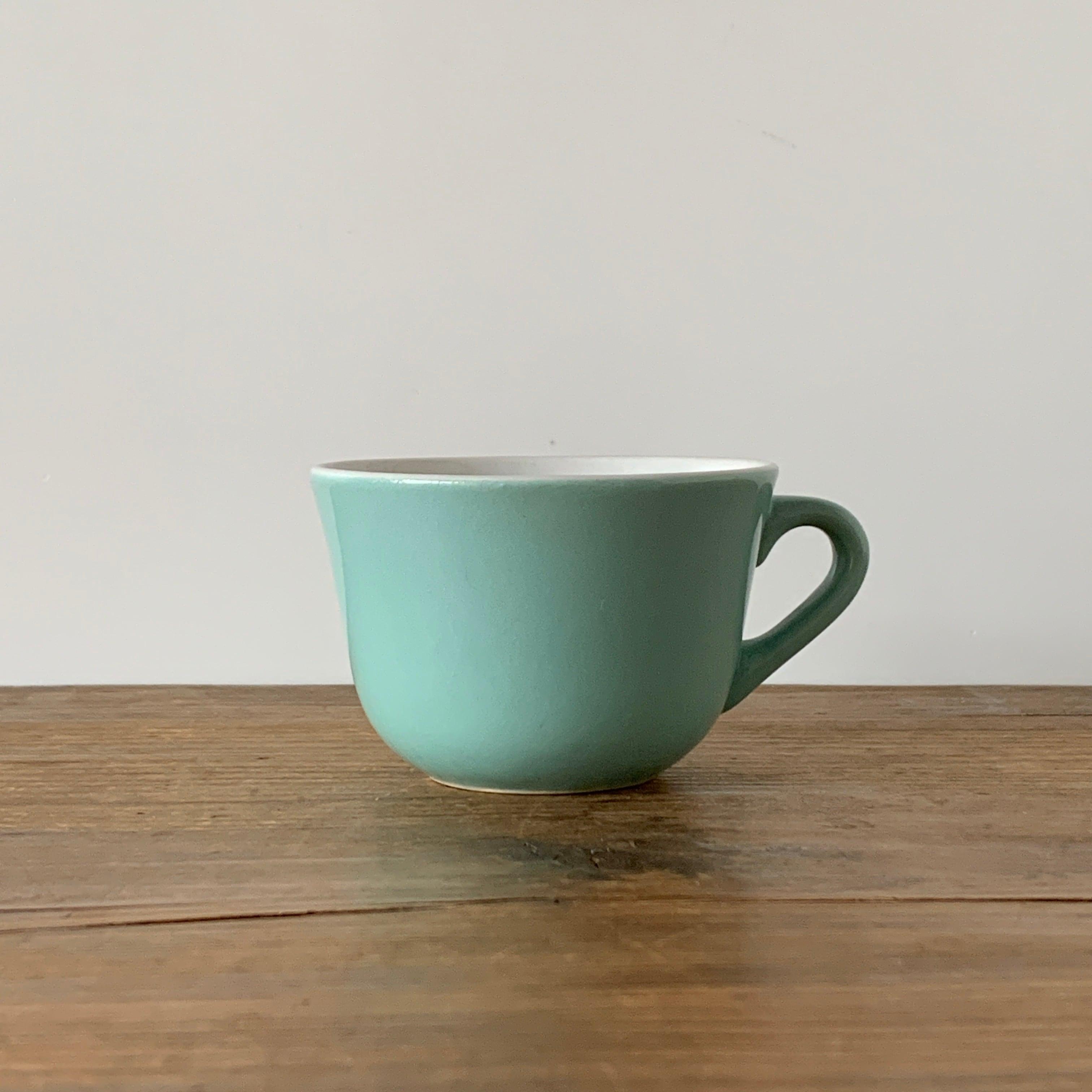 ARABIA / Mint Green Cup