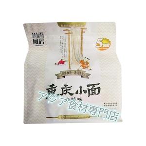 【常温便】重庆小面 麻辣味(川香厨房重慶ゆでる乾麺マーラー味)