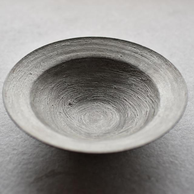 小野澤弘一 「陶漆錫彩リムボウル(L)」