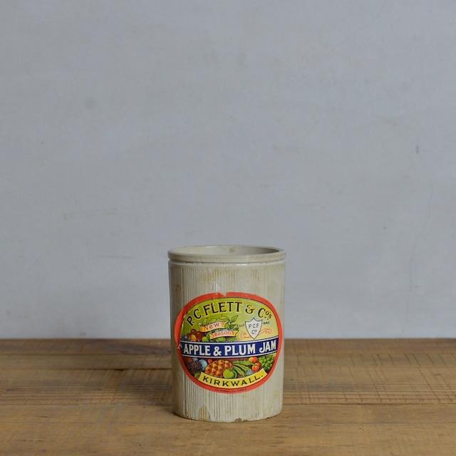 Bottle / ボトル〈ジャム瓶・瓶・一輪挿し・花瓶・フラワーベース・ペン立て・アンティーク・ヴィンテージ〉111804