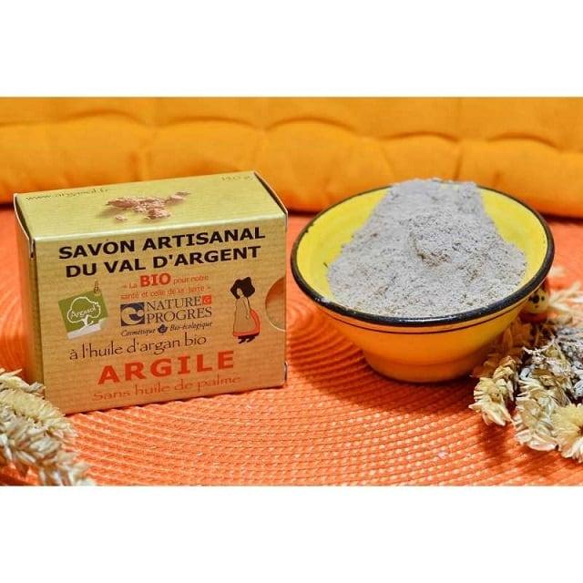 【SavonArgasol/サボンアルガソル】クレイ ARGILE 140g