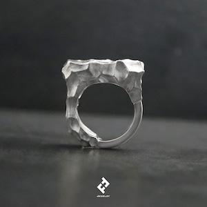 +romvlvs・ring (silver)
