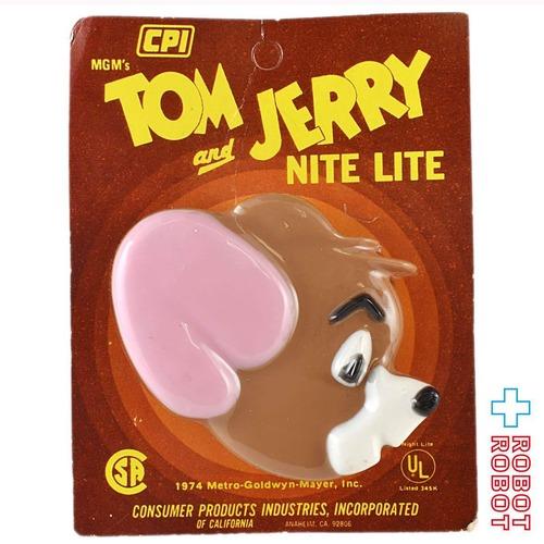 トムとジェリー ジェリーマウス ナイトライト 台紙付未使用