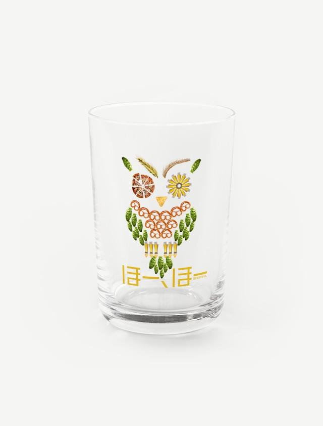 【フクロウ】グラス
