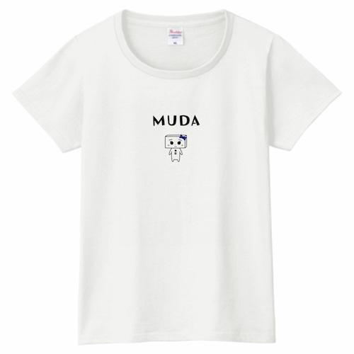 とうふめんたるずTシャツ(もめんちゃん・レディース)