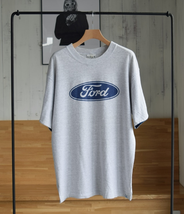 VINTAGE 90s T-shirt -FORD-
