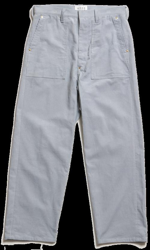 CC CORDUROY BAKER PANTS -SAX-