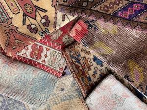 〈vintage〉kilim cushion cover②