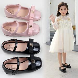 7848子供靴 キッズ ジュニア パンプス サンダル シューズ  女の子 女児 子ども サンダル 夏シューズ お姫様シューズ ベビーシューズ17cm-21.5cm