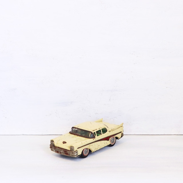 【R-483】ATC玩具 フォードフェアレーン ブリキカー