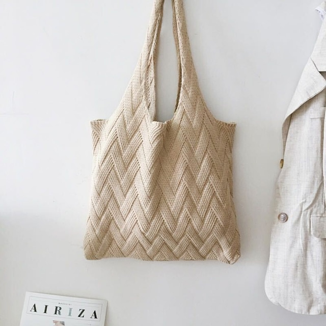 Knit bag KRE648