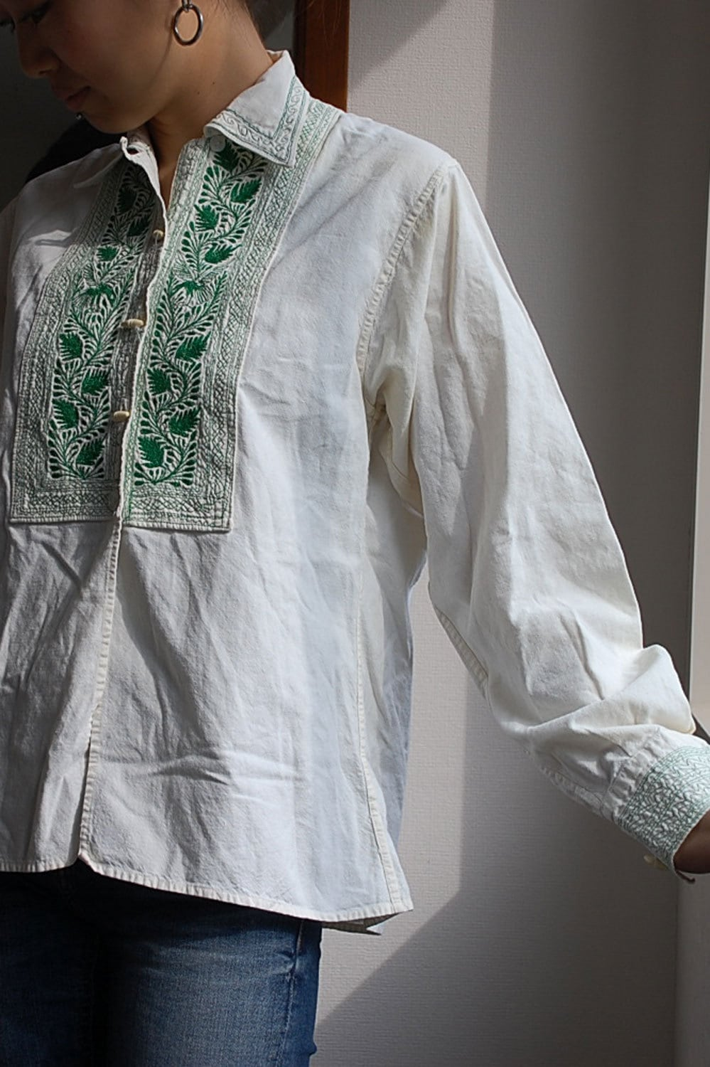 mexican embroidery shirts