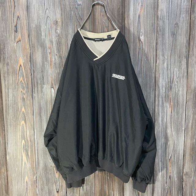 [used]GRAINGER black pullover
