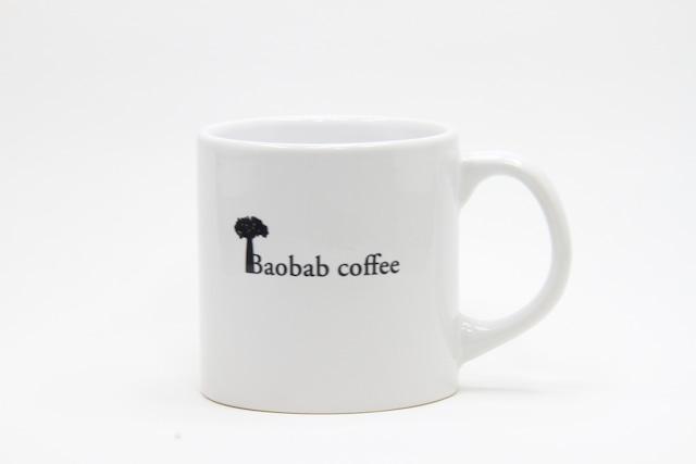 Baobabcoffeeマグカップ Sサイズ