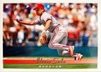 MLBカード 93UPPERDECK Chris Sabo #147 REDS