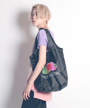 14713700【FRUIT OF THE LOOM/フルーツオブザルーム】PACKABLE ECO TOTE ST