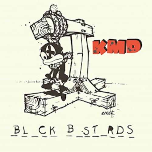 【LP】KMD - BLACK BASTARDS -2LP-