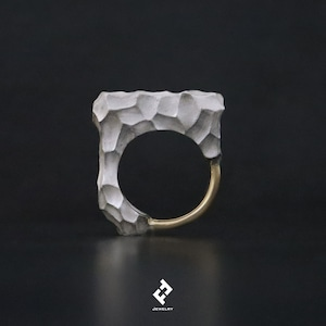 +romvlvs・ring (white)