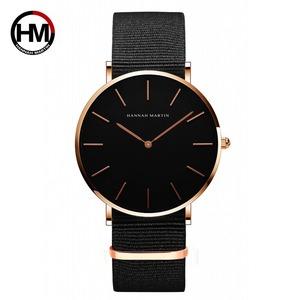 高品質ローズゴールドダイヤルウォッチメンズレザー防水腕時計レディースドレスファッションクォーツムーブメントCH02-FN