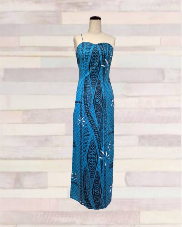 240882 / ドレス / ブルー