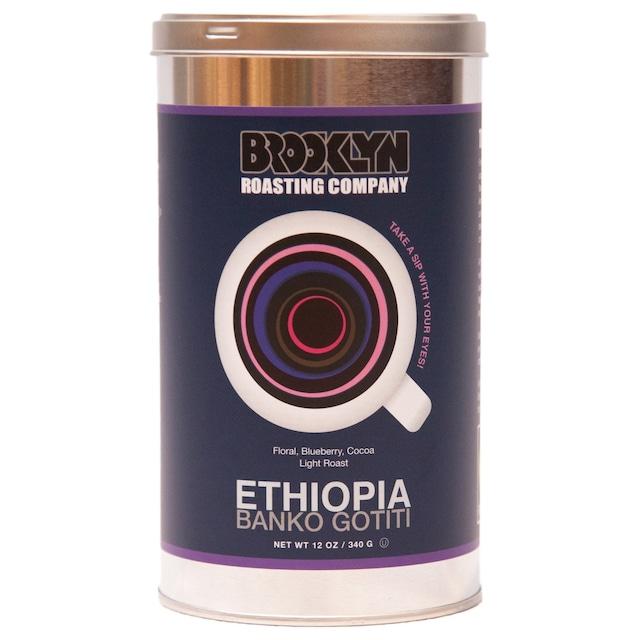 Ethiopia Banko Gotti  12oz Tin(340g)