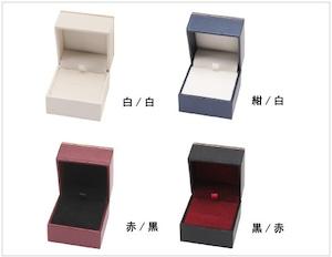 角型ゴールドライン リング・ピアス・ペンダント兼用ケース 12個入り REP-106-J