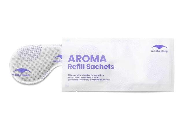 本物のラベンダーの香り マンタ アロマリフィル【詰替え用】(Manta Aroma Refill)