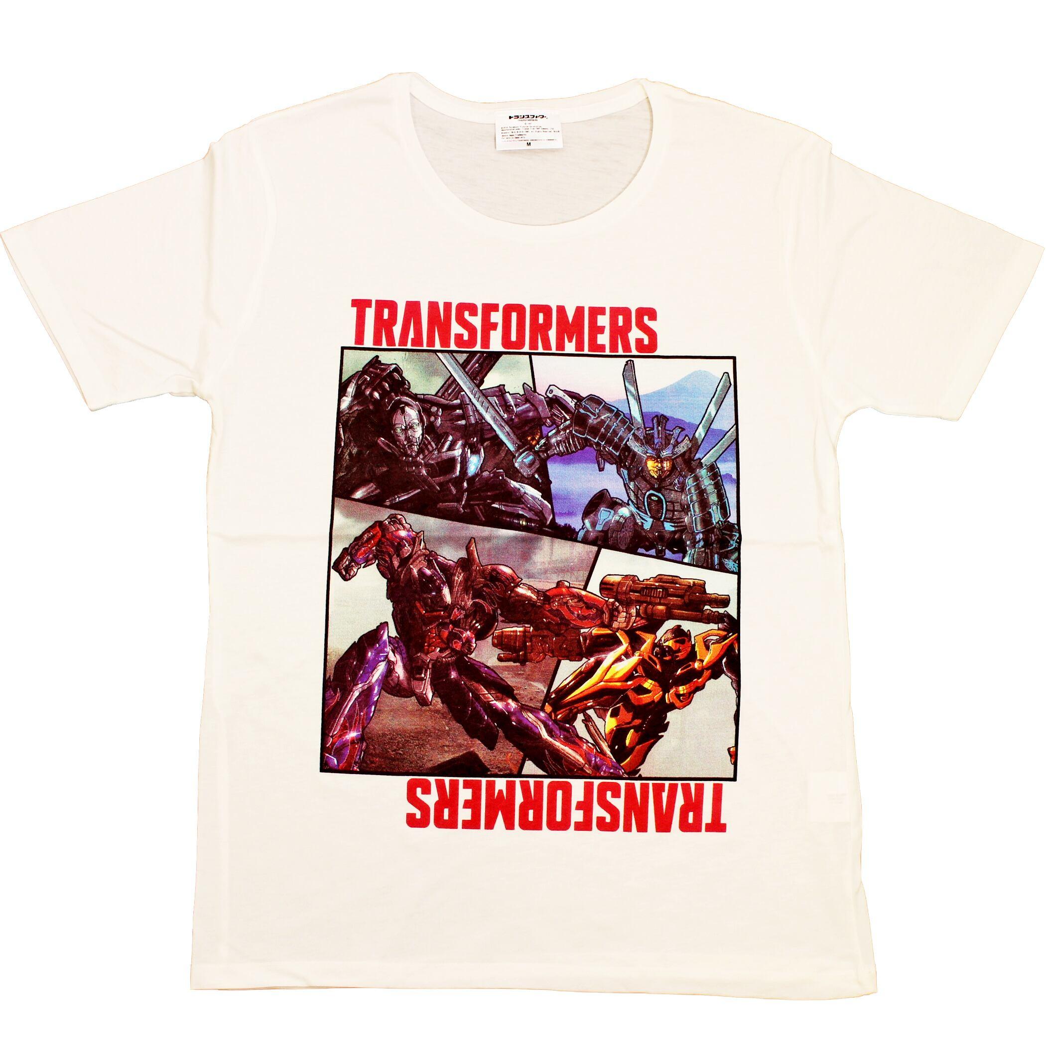 【トランスフォーマー】映画:トランスフォーマー・ロストエイジ|キャラクターアート Tシャツ