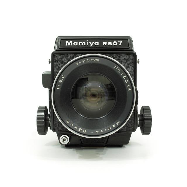 Mamiya RB67 Professional
