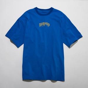 『DANPACHI』Original Embroidery T-shirt(BLUE)