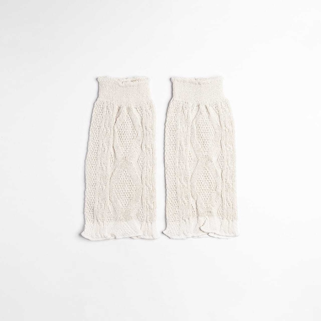 絹の温もり 足くび用(アンクルウォーマー)
