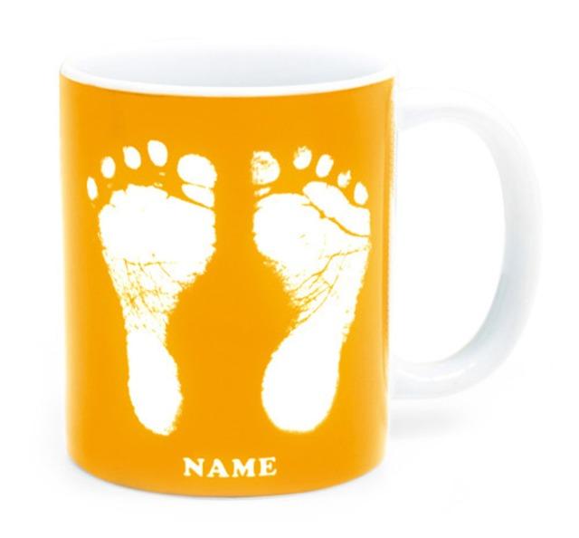 ai mug   B-type (YELLOW)