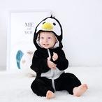 【キッズコスプレ】ベビー用ペンギンさんコスチューム S469