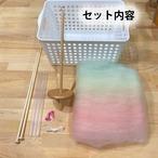 Spin1) 毛糸を紡ごう!!やり方動画付、初めての手紡ぎ用スピンドルセット・道具一式