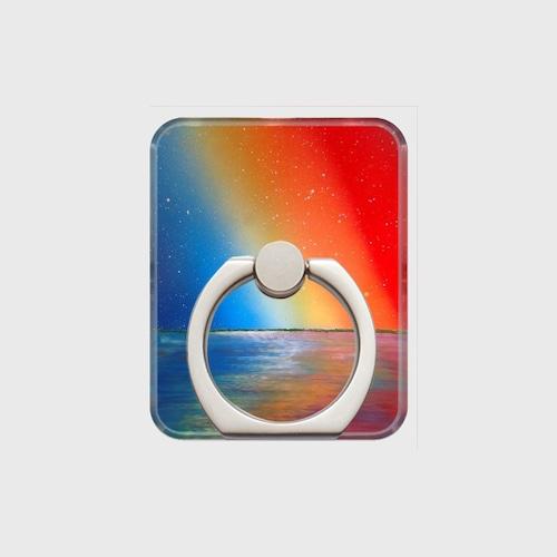 Rainbow / スマホリング