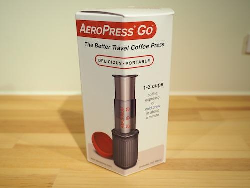 AERO PRESS Go