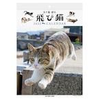 2022飛び猫カレンダー&2022年 にゃん!!めくりセット(送料無料)